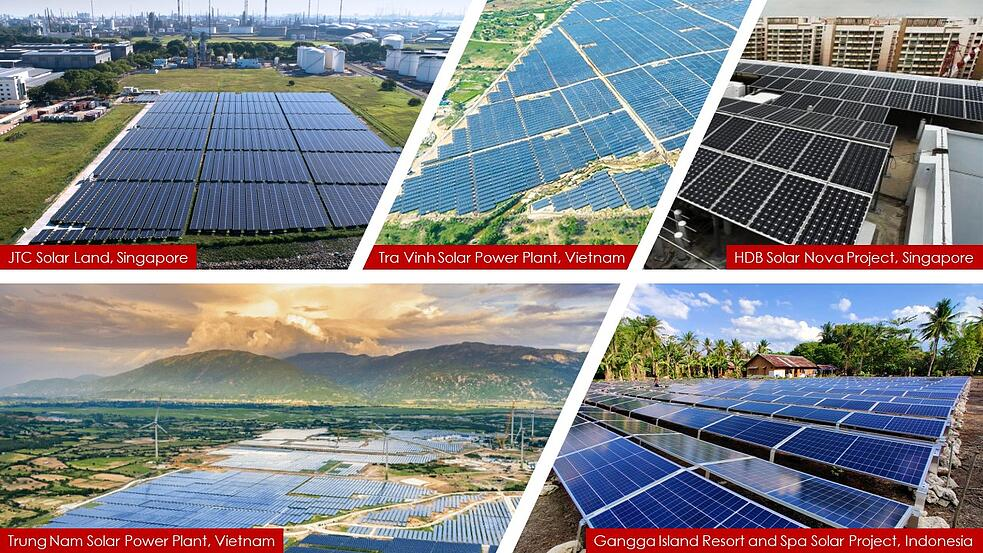 Solar Cable Project Images